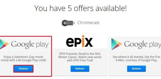 chromecastoffers