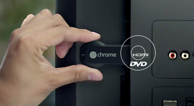 chromecast dvd