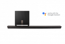 Definitive Technology Studio slim soundbar