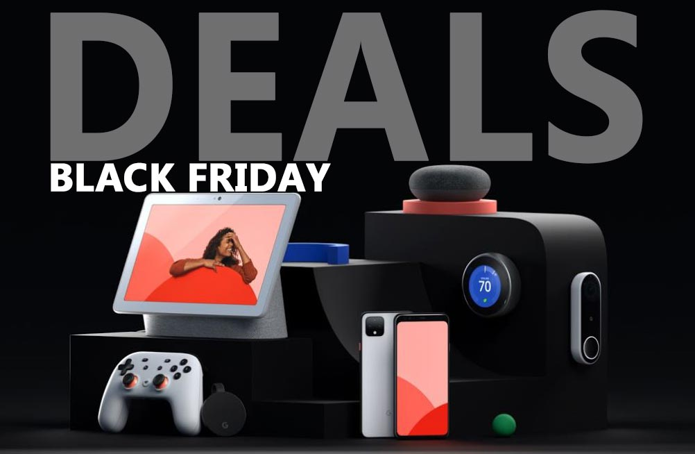 Black Friday Deals On Google Chromecast Home Nest And More Google Chromecast