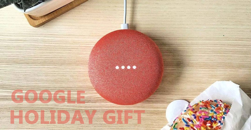 Google Holiday Gift 2019