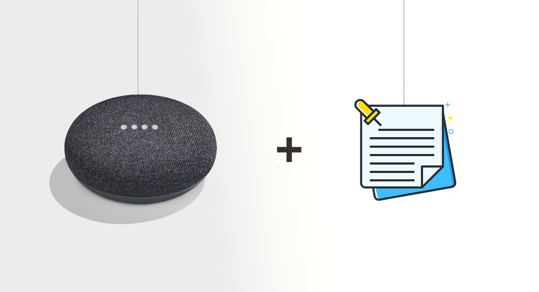 create notes using google home