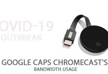 Google caps Chromecast's Bandwidth usage