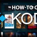 How to cast kodi to chromecast