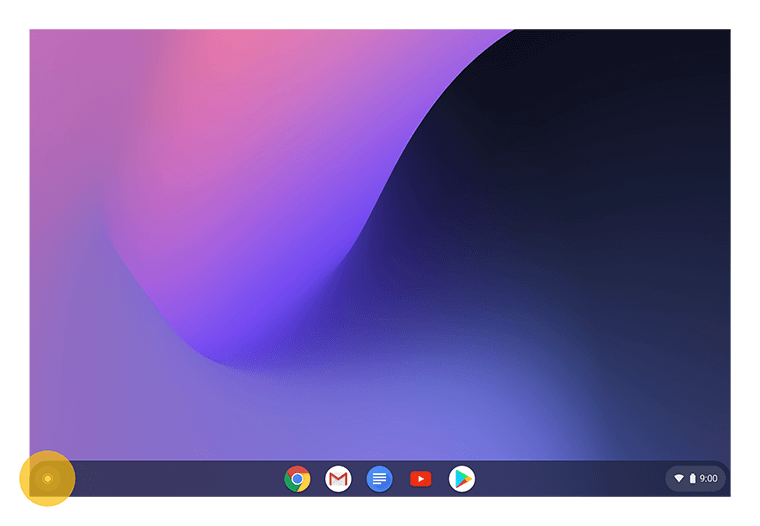 Chromebook Launcher