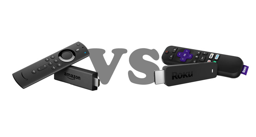 Amazon Fire Tv Stick Vs Roku Neck To Neck Google Chromecast Hub