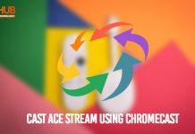 chromecast ace stream
