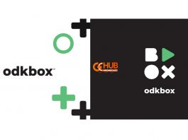 odkbox remote android tv box fcc