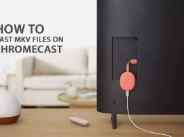 Chromecast MKV