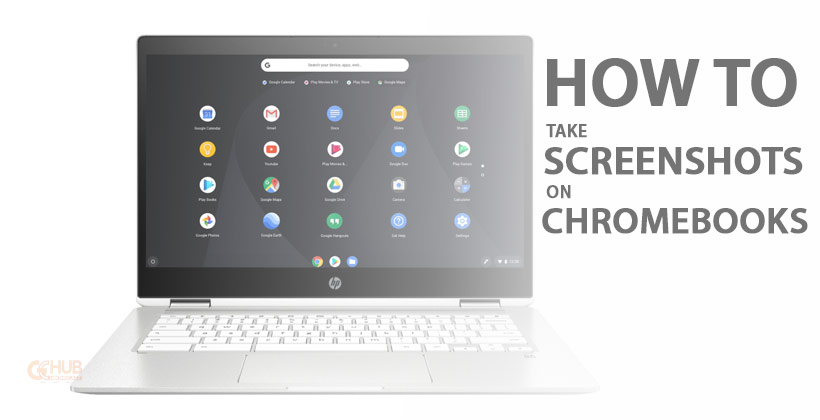 How to take a Screenshot on a Chromebook