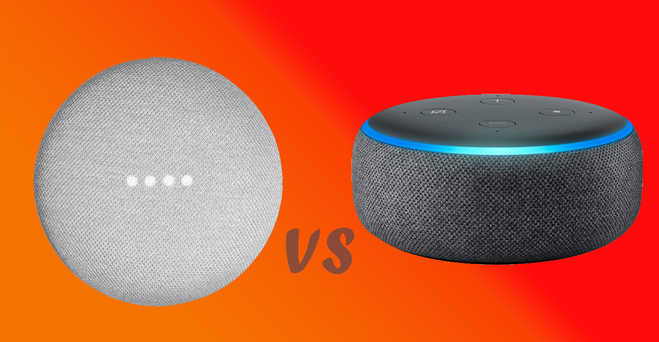 google home vs echo