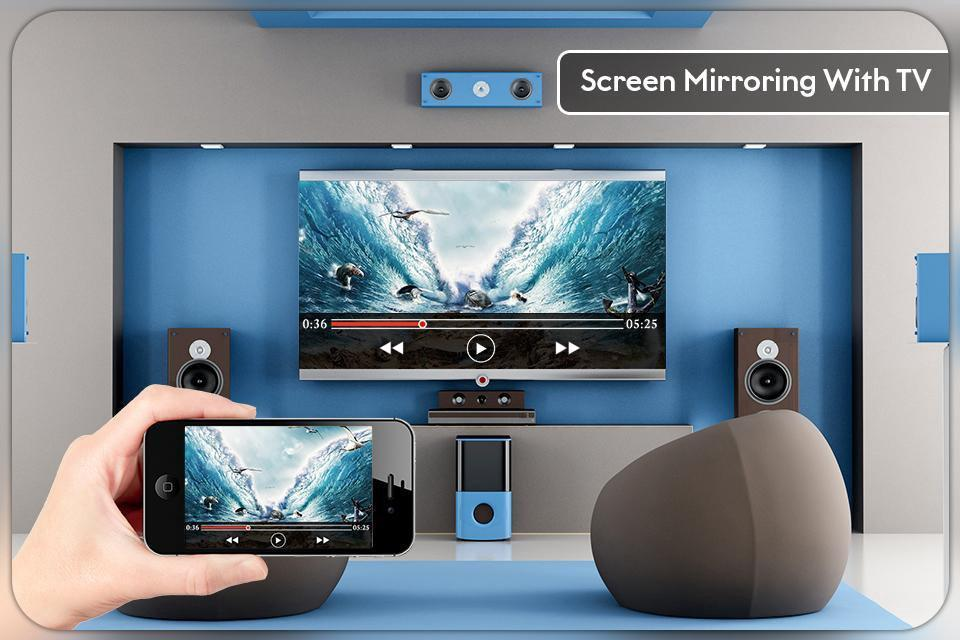 Android Phone Casting Without Chromecast