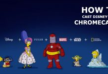 How to Cast Disney+ on Chromecast