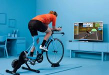 Zwift Chromecast
