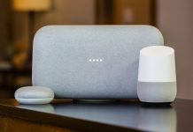 Google Home as Intercom