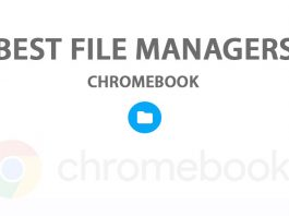 File managers for Chromebooks