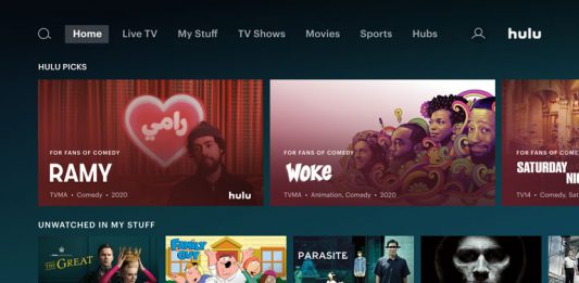 Hulu's Android TV App Finally Bumps From 720p to 1080p