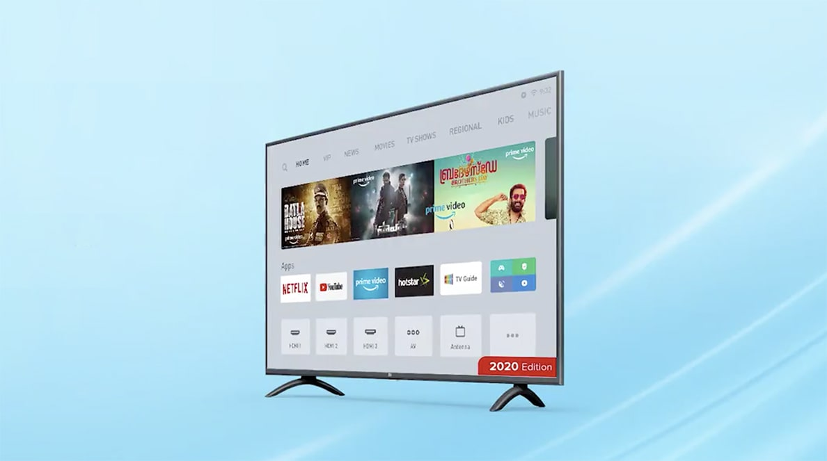 New Mi TV 'croods' spotted on Google Play Console