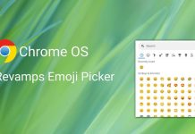 Chrome OS Revamps the Emoji Picker