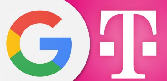 T Mobile teams up with Google