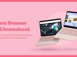 Opera Becomes the First Third-Party Browser for Chromebooks