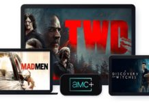 AMC+ is all set in Launch in Canada