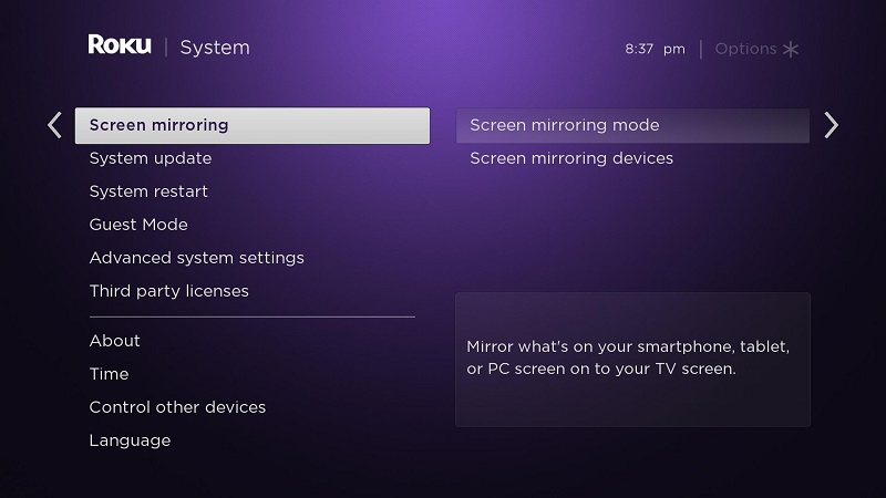 How To Cast iPhone to Roku TV - Screen Mirroring