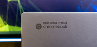 How to use Python on Chromebook