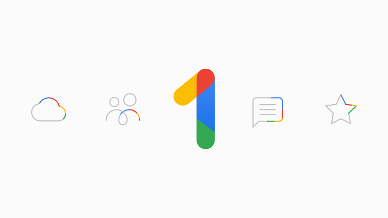 Google One gets the Material You facelift