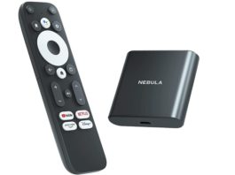 Anker launched the Nebula 4K Stream Stick