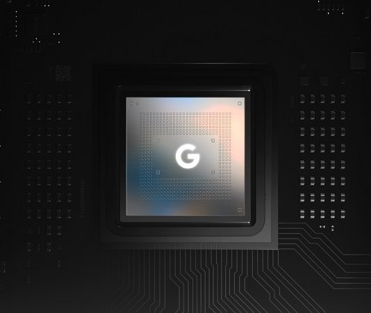 Google Tensor The best, but we can't tell you why
