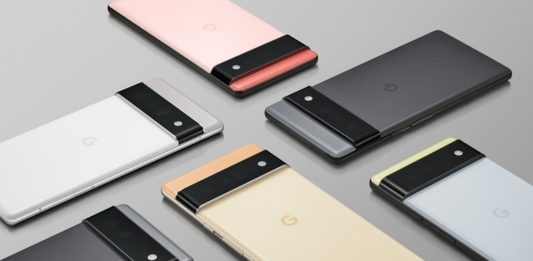 The Pixel 6 and the Pixel 6 Pro are here